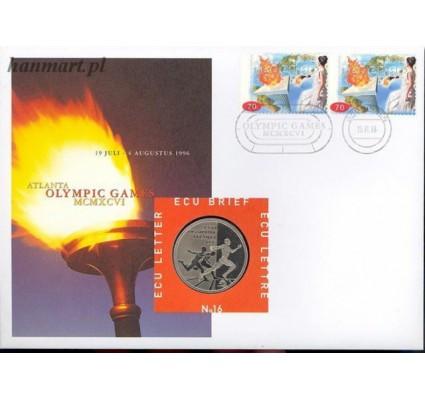 Holandia 1996 Mi 16 FDC