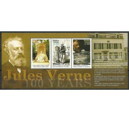 Znaczek Sierra Leone 2005 Mi ark 4848-4850 Czyste **