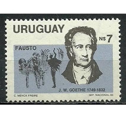 Znaczek Urugwaj 1983 Mi 1678 Czyste **