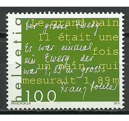 Znaczek Szwajcaria 2010 Mi 2171 Czyste **