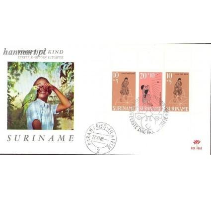 Znaczek Surinam 1968 FDC