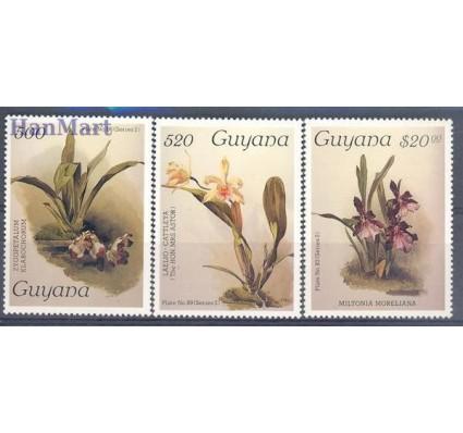 Znaczek Gujana 1987 Mi 1866-1868 Czyste **