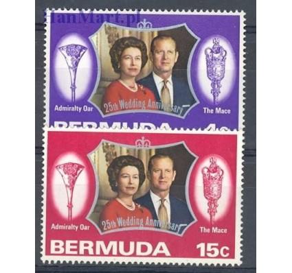 Znaczek Bermudy 1972 Mi 285-286 Czyste **