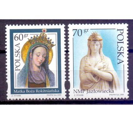Znaczek Polska 1999 Mi 3778-3779 Fi 3630-3637 Czyste **