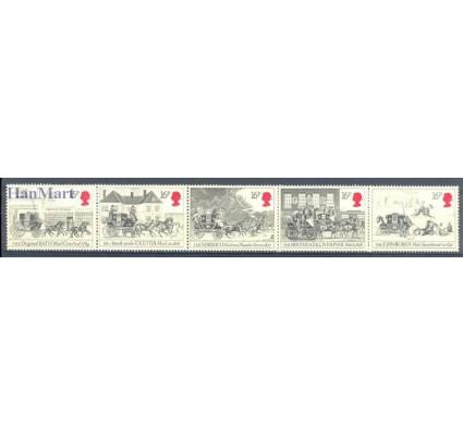 Znaczek Wielka Brytania 1984 Mi 997-1001 Czyste **