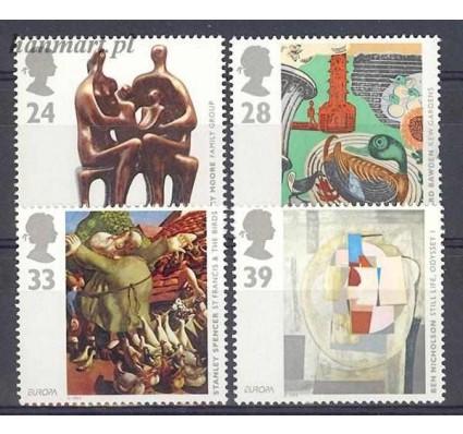 Znaczek Wielka Brytania 1993 Mi 1451-1454 Czyste **