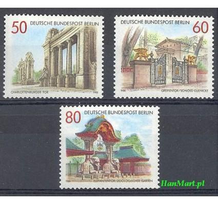 Berlin Niemcy 1986 Mi 761-763 Czyste **