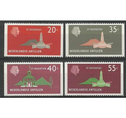 Znaczek Antyle Holenderskie 1977 Mi 348-351C Czyste **