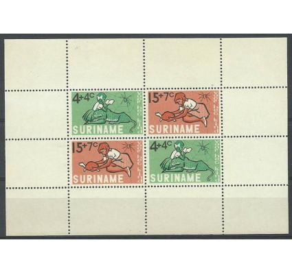 Znaczek Surinam 1965 Mi bl 4 Czyste **