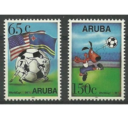 Znaczek Aruba 1994 Mi 142-143 Czyste **