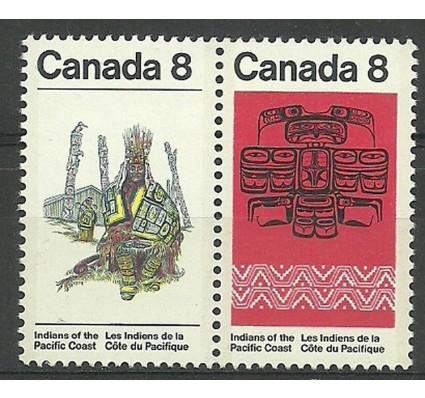 Znaczek Kanada 1974 Mi 549-550 Czyste **