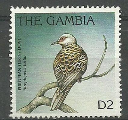 Znaczek Gambia 1996 Mi 2502 Czyste **