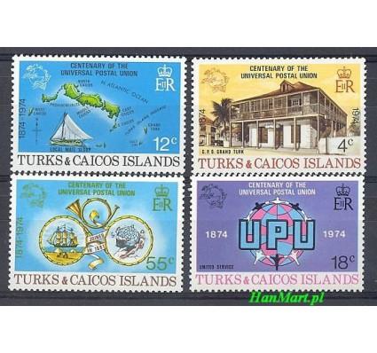 Znaczek Turks i Caicos 1974 Mi 335-338 Czyste **