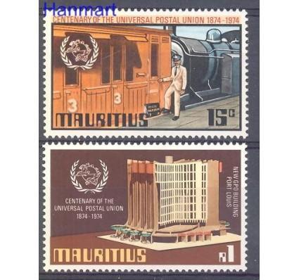 Znaczek Mauritius 1974 Mi 401-402 Czyste **