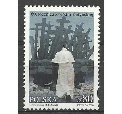 Znaczek Polska 2000 Mi 3868 Fi 3720 Czyste **