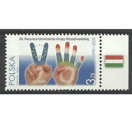 Znaczek Polska 2011 Mi zf 4507 Fi zf 4357 Czyste **