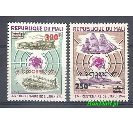 Znaczek Mali 1974 Mi 461-462 Czyste **