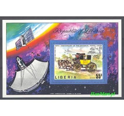 Znaczek Liberia 1974 Mi bl 70 Czyste **