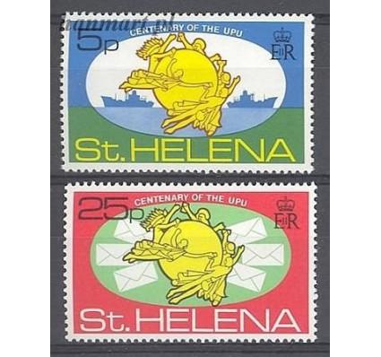 Znaczek Wyspa św. Heleny 1974 Mi 270-271 Czyste **