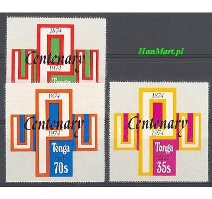 Znaczek Tonga 1974 Mi die 123-125 Czyste **