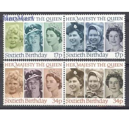 Znaczek Wielka Brytania 1986 Mi 1064-1067 Czyste **