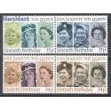 Wielka Brytania 1986 Mi 1064-1067 Czyste **
