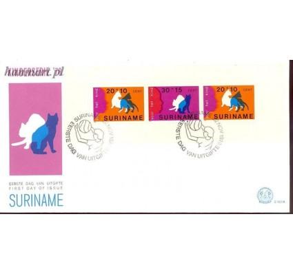 Surinam 1978 Mi bl 22 FDC