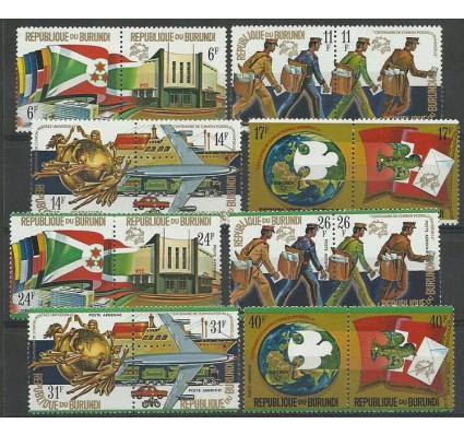 Znaczek Burundi 1974 Mi 1069-1084 Z podlepką *
