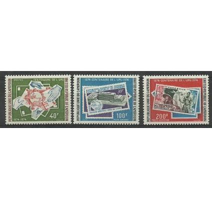 Znaczek Kamerun 1974 Mi 780-782 Z podlepką *