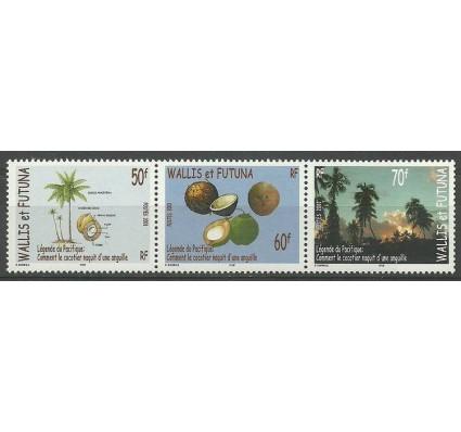 Znaczek Wallis et Futuna 2003 Mi 850-852 Czyste **