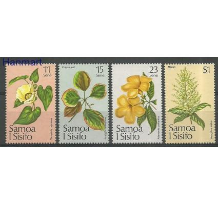 Znaczek Samoa i Sisifo 1981 Mi 469-472 Czyste **