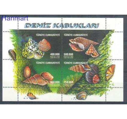 Znaczek Turcja 2002 Mi bl 49 Czyste **