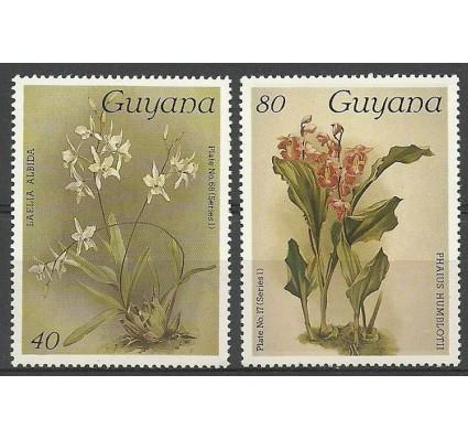 Znaczek Gujana 1986 Mi 1703-1704 Czyste **