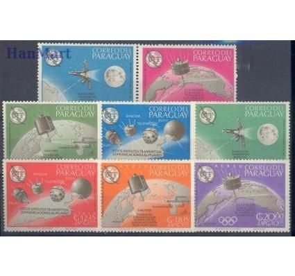 Znaczek Paragwaj 1965 Mi 1471-1478 Czyste **