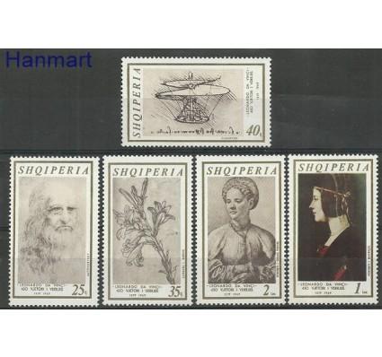 Znaczek Albania 1969 Mi 1346-1350 Czyste **