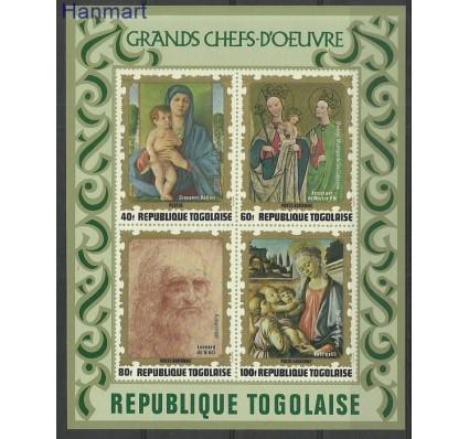 Znaczek Togo 1972 Mi bl68 Czyste **