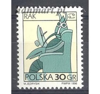 Znaczek Polska 1996 Mi 3588x Fi 3440x Czyste **