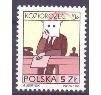 Znaczek Polska 1996 Mi 3609x Fi 3461x Czyste **