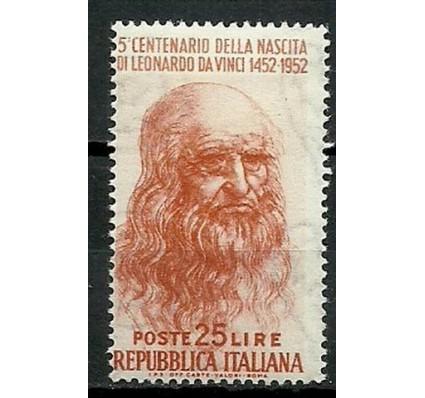 Znaczek Włochy 1952 Mi 860 Czyste **