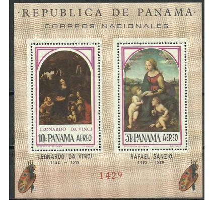 Znaczek Panama 1966 Mi bl 49 Czyste **