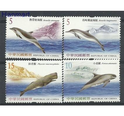 Znaczek Tajwan 2006 Mi 3182-3185 Czyste **