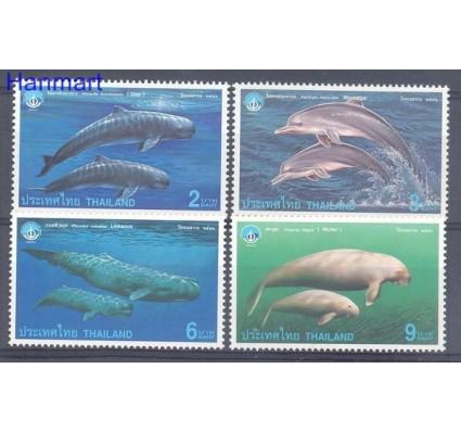 Znaczek Tajlandia 1998 Mi 1861-1864 Czyste **