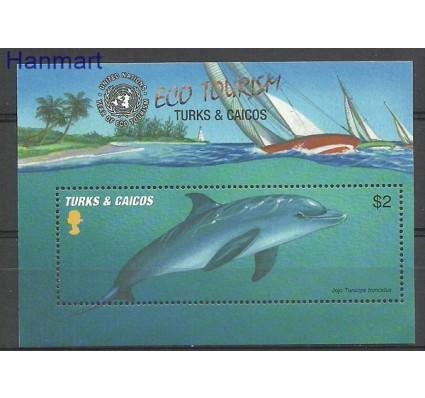 Znaczek Turks i Caicos 2002 Mi bl 211 Czyste **