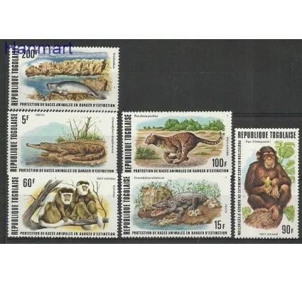 Znaczek Togo 1977 Mi 1235-1240 Czyste **