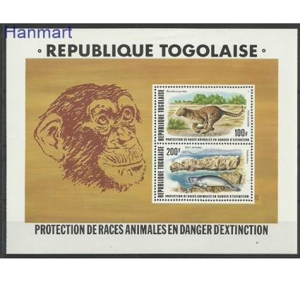 Znaczek Togo 1977 Mi bl 117 Czyste **