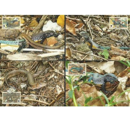 Znaczek Saint Lucia 2008 Mi 1275-1278 Karta Max