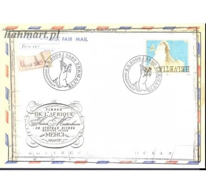 Szwajcaria 2005 Mi 1914 FDC