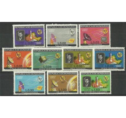 Znaczek Honduras 1968 Mi 713-722 Czyste **