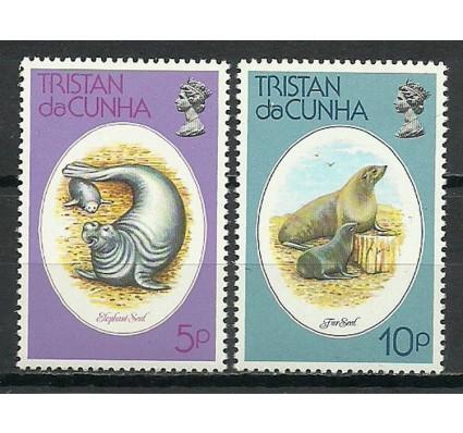 Znaczek Tristan da Cunha 1979 Mi 253-254 Czyste **