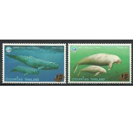 Znaczek Tajlandia 2008 Mi 2659-2660 Czyste **